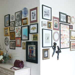 How To: Gallery Walls