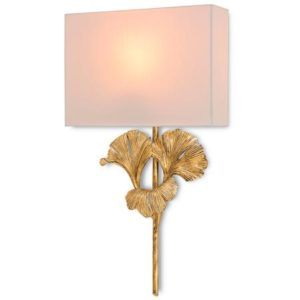 Round Up: Gold Sconces