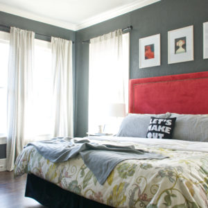 How To: Upholstered Headboards